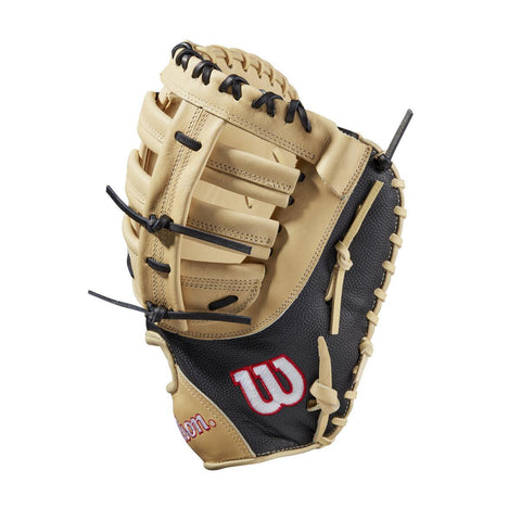 "Wilson A2000 2820SS 12.25"" SuperSkin Baseball First Base Mitt - WBW1001211225"
