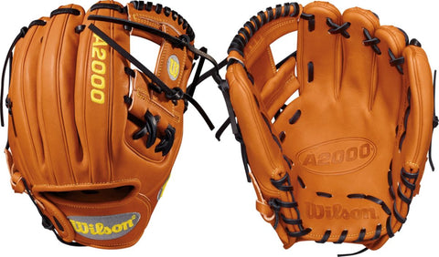 Wilson 11.5 DP15 A2000 Series Glove - WTA20RB18DP15