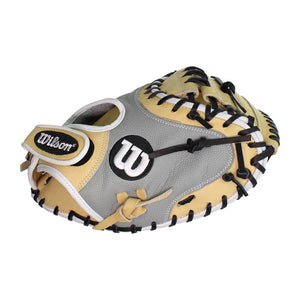 "Wilson A2000 Pedroia Fit 33.00"" Baseball Glove - WTA20RB19PFCM33 Catcher's Mitt"