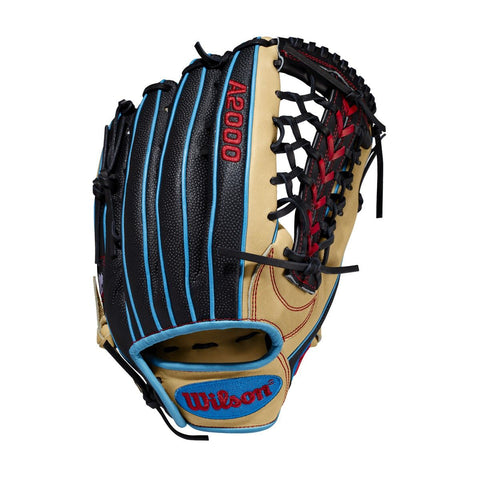 Wilson A2000 Superskin PF92 12.25 Inch Baseball Glove - 2020 Edition