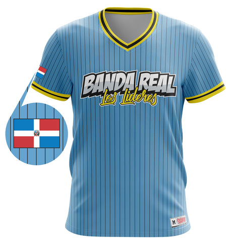 Banda Real High Quality Jersey - Abuelita