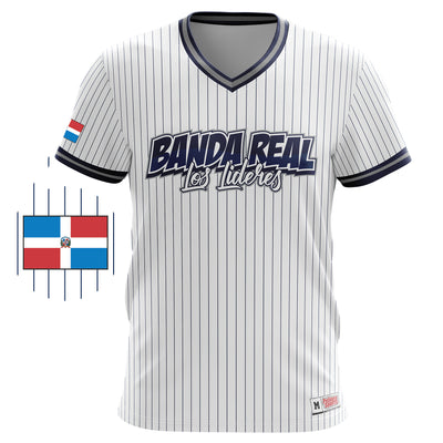 Banda Real High Quality Jersey - Cristian