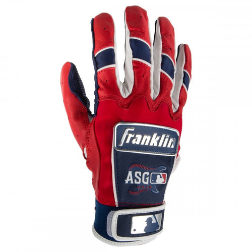 Franklin CFX Chrome All Star Game Men's Batting Gloves - 2019 Model
