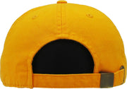 Aguilas Cibaeñas Embroidered Vintage Yellow/Black Hat