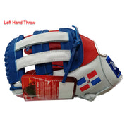 "Rawlings Heart of the Hide 12.75"" Baseball Glove - Dominican Flag"
