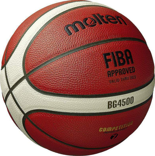 Molten FIBA BG4500 Composite Basketballs 7 Inches