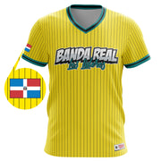 Banda Real High Quality Jersey - Olvis
