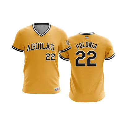 Dominican Hall of Fame - Aguilas Cibaenas - POLONIA 22 - Gold