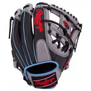 "Rawlings Heart of the Hide ColorSync 11.5"" I-Web Baseball Glove - Right Hand Throw -PRO204-2CBH"