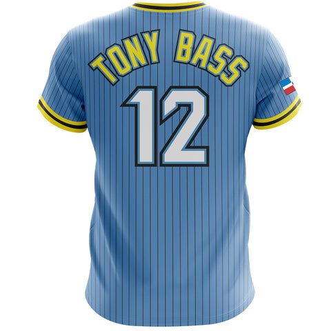 Banda Real High Quality Jersey - Tony Bass