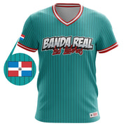 Banda Real High Quality Jersey - Berny John