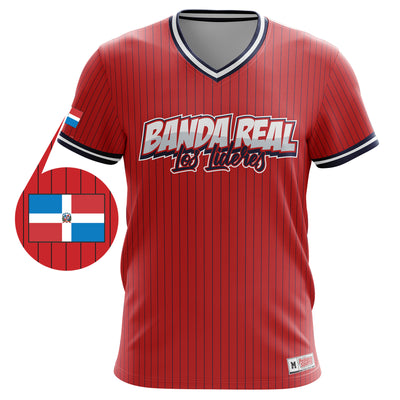 Banda Real High Quality Jersey - Tormenta