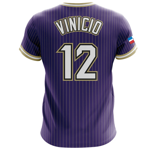 Banda Real High Quality Jersey - Vinicio