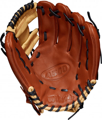 "Wilson A500 11"" Youth All Positions Baseball Glove - Right Hand Throw - WTA05RB1911"