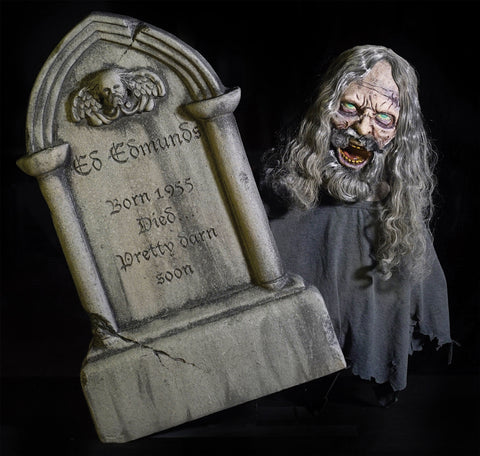 Gravestone Geezer - Frightronic - Willow Manor Shop