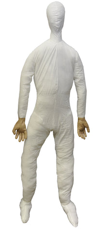6 Ft Dummy Prop with Hands - Willow Manor Shop