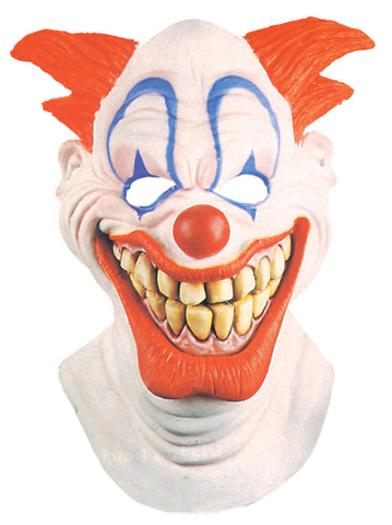 Clown Mask - Willow Manor Shop