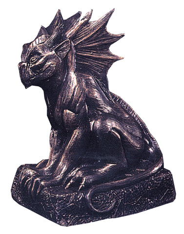 Castle Guardian Gargoyle Latex - Small - Willow Manor Shop