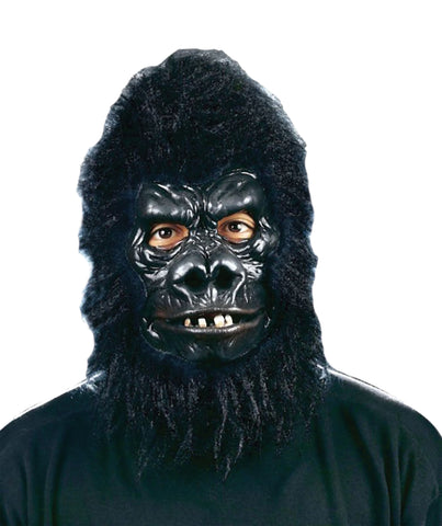 Gorilla Deluxe Mask - Willow Manor Shop