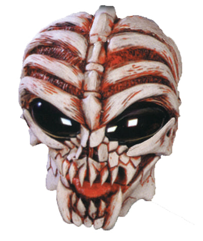 Down To Earth Alien Mask - Willow Manor Shop