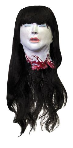 Vampire Bride Head - Latex - Willow Manor Shop