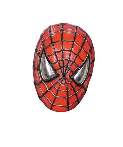 Spiderman Vinyl Mask - Willow Manor Shop