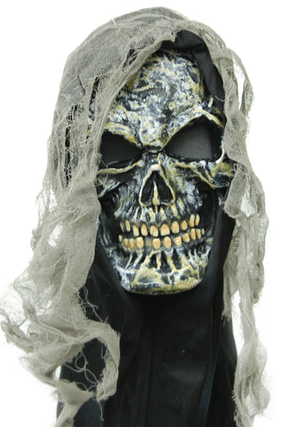 Gauze Skull Mask - Willow Manor Shop