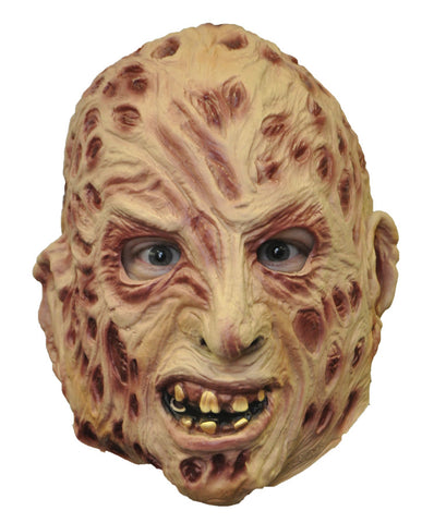 Freddy Mask 3-4 Vinyl - Willow Manor Shop
