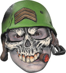 Sergeant Half Cap Mask - Willow Manor Shop