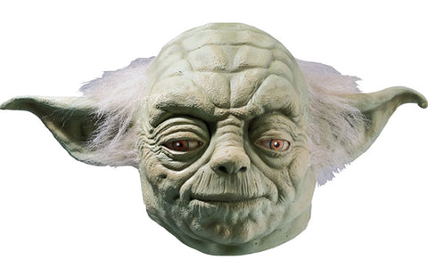 Deluxe Yoda Mask - Adult - Willow Manor Shop