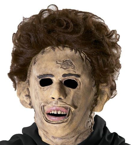 Classic Leatherface Mask - Willow Manor Shop