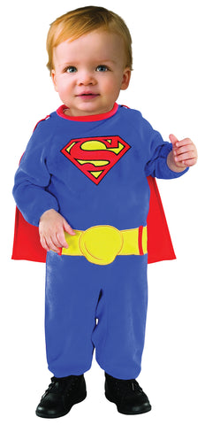 Superman - Infant - Willow Manor Shop
