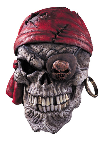 Skull Pirate Mask - Willow Manor Shop
