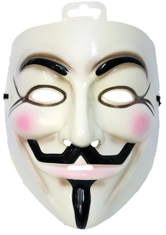V For Vendetta Mask - Willow Manor Shop