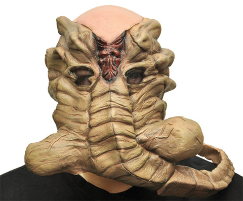 Alien Face Hugger Latex Mask - Willow Manor Shop