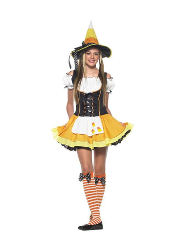 Kandy Korn Witch - Teen - Willow Manor Shop