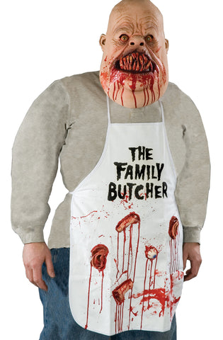 Family Butcher Apron - Willow Manor Shop