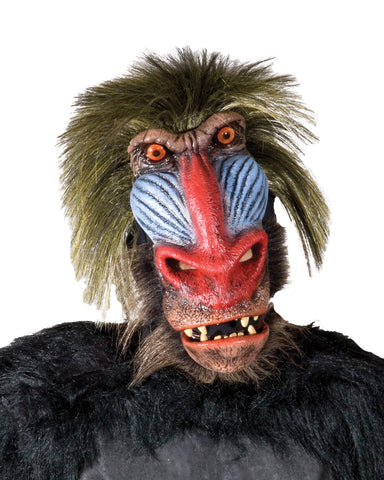 Baboon Mask - Willow Manor Shop