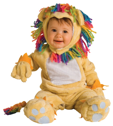 Fearless Lil Lion - 12-18 Months - Willow Manor Shop