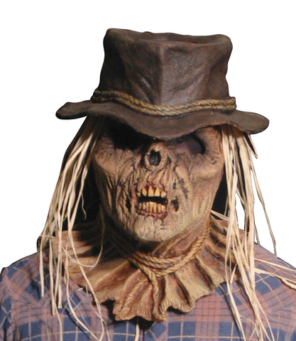 Zombie Scarecrow Mask - Willow Manor Shop