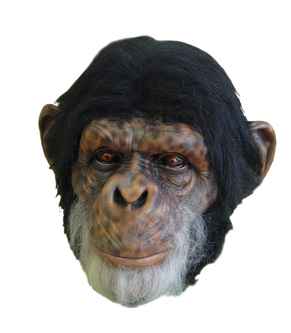 Chimp Latex Mask - Willow Manor Shop
