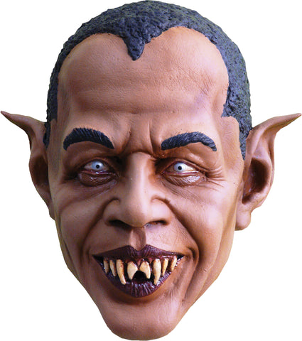 Barackula Full Latex Mask - Willow Manor Shop