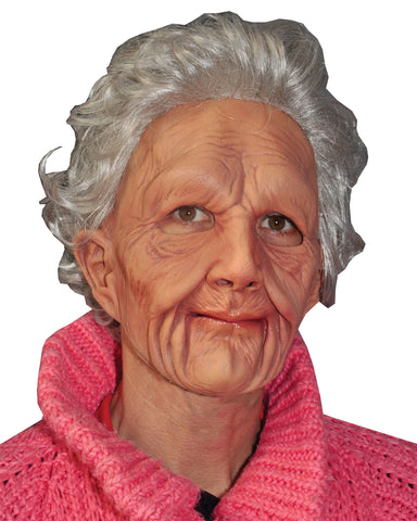 Old Woman Supersoft Mask - Willow Manor Shop