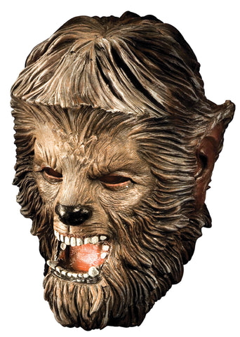 Classic Wolfman Deluxe Mask