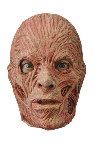 Freddy Krueger Latex Adult Mask - Willow Manor Shop
