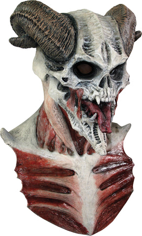 Devil Skull Mask - Willow Manor Shop
