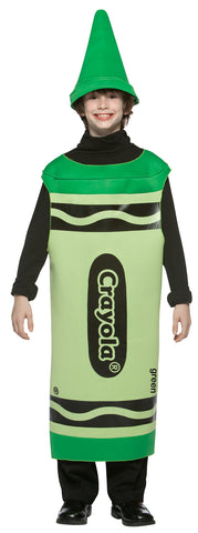 Crayola Cost Green - Tween