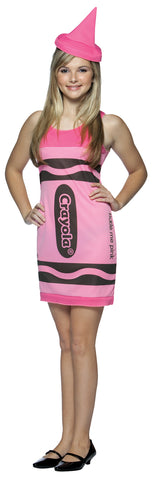 Crayola Tickle Me Pink - Teen - Willow Manor Shop