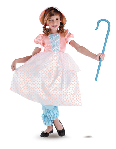 Bo Peep Toy Story - Child 4-6 - Willow Manor Shop