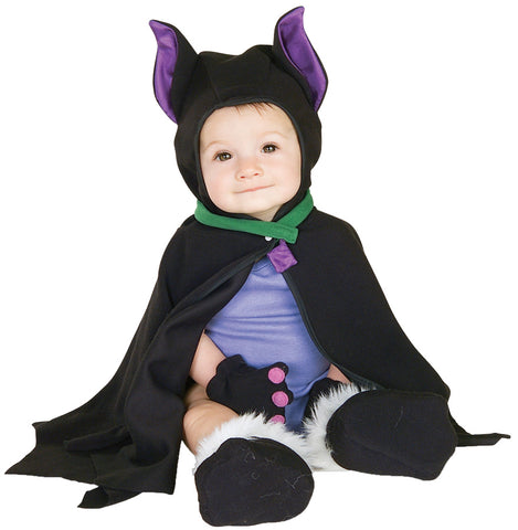 Lil Caped Bat - 3-12 Months - Willow Manor Shop